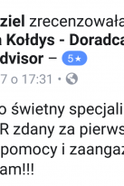 Referencje Facebook - Pani Marta Nawrocka, Kimball Electronics