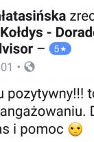 Referencje Facebook - Pani Marta Sałatasińska, TELS