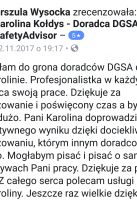 Referencje Facebook - Pani Urszula Wysocka, OSK Alfa