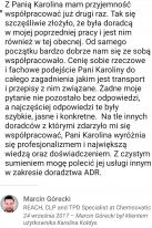 Referencje Linkedin - Pan Marcin Górecki