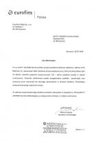 Eurofins Polska Sp. z o.o.