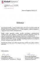 Kimball Electronics Poland Sp. z o.o. II